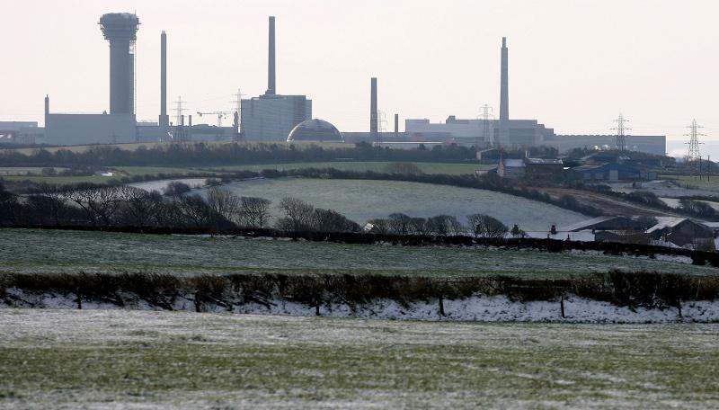 Η Βρετανία απειλεί ότι θα στείλει πίσω ραδιενεργά απόβλητα στην ΕΕ - Εικόνα