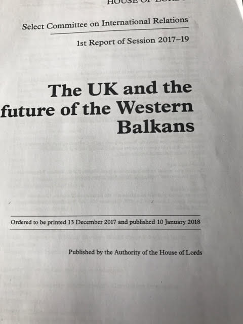 Βρετανία: Να ενταχθεί η «Μακεδονία» στο ΝΑΤΟ με ή χωρίς λύση για το όνομα! - Εικόνα 1