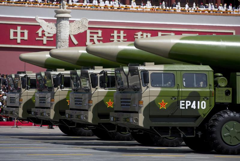 Βρυχάται το Πεκίνο: «Ο πόλεμος με τις ΗΠΑ υπό τον Τραμπ γίνεται πλέον απτή πραγματικότητα» - Εικόνα1
