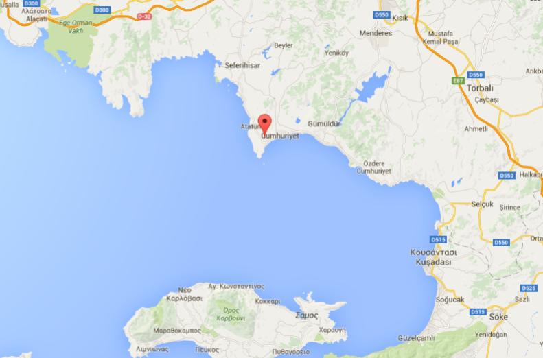 Βροντερή η  απάντηση της «79ΑΔΤΕ» στην Τουρκική Άσκηση Αποβάσεως απέναντι από τη ν.Σάμο! - Εικόνα2