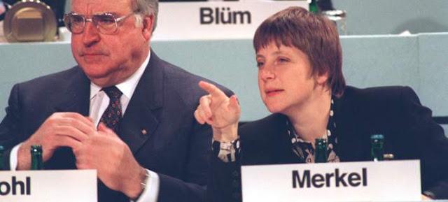 Χέλμουτ Κολ: ο καγκελάριος που είχε χαρακτηρίσει την Μέρκελ ένα τίποτα. - Εικόνα1