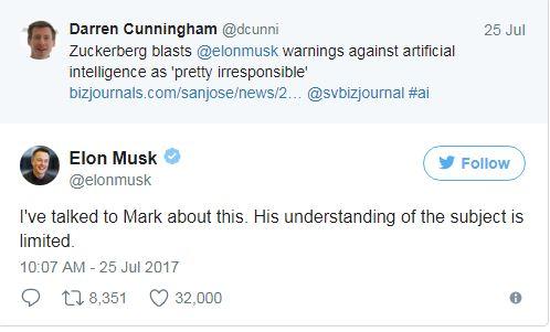 Ζούκερμπεργκ εναντίον Μασκ: «Σκοτώνονται» για τους κινδύνους από την ανάπτυξη της τεχνητής νοημοσύνης - Εικόνα 0