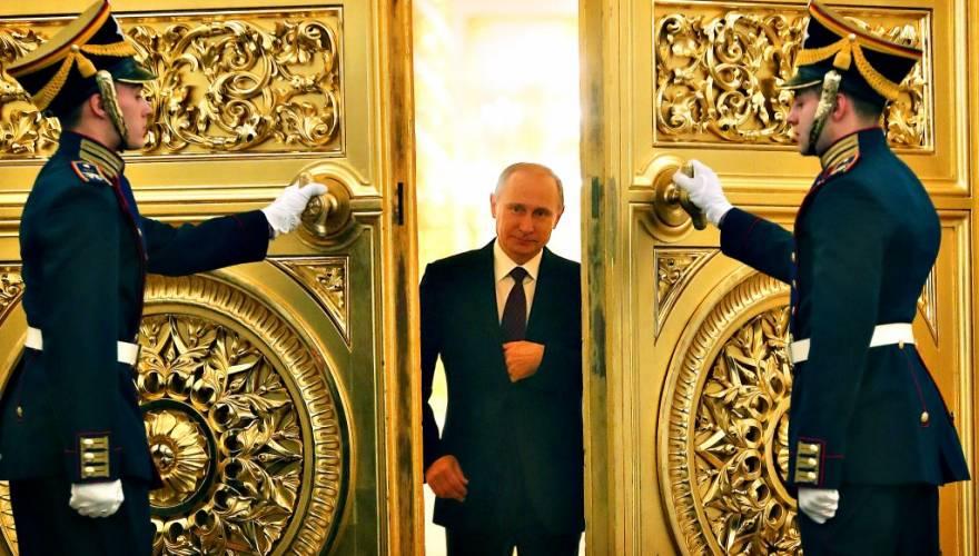 Putin-Kremlino