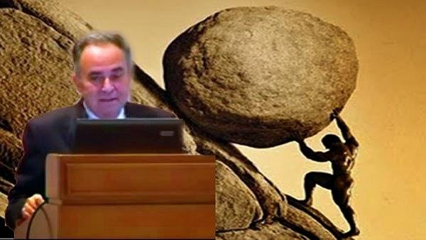 Αποτέλεσμα εικόνας για Καθηγητής Γιώργος Πιπερόπουλος