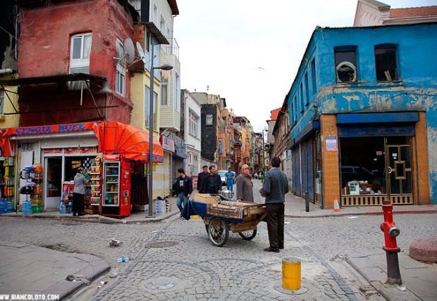 Συνοικία της Τουρκίας