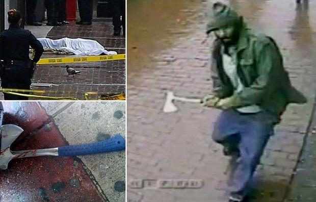 ΤΙ ΓΙΝΕΤΑΙ;  Βελιγράδι: Ισλαμιστής κουνώντας τσεκούρι μέσα σε Λεωφορείο φώναζε: «Θα σκοτώσω όλους τους Σέρβους»