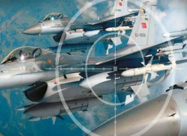 Λίγο πρίν το » Fire & Kill» έφτασαν οι Έλληνες Χειριστές των F-16 πάνω απο τις Οινούσσες!