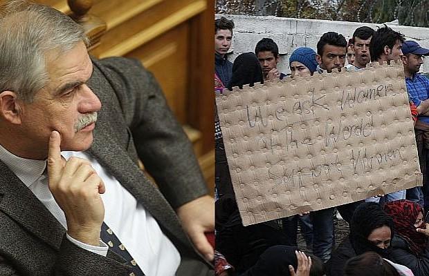 Ο ΤΟΣΚΑΣ ΞΕΠΕΡΑΣΕ ΤΗΝ κα. ΤΑΣΙΑ! Οι πρόσφυγες δεν υπάρχουν ούτε στο κέντρο της Αθήνας ούτε στις εθνικές οδούς – «Ο ελληνικός λαός νιώθει το προσφυγικό μέσω τηλεόρασης»