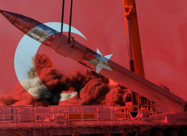 Η Τουρκία τρέμει σε μια ενδεχόμενη μαζική επίθεση ρωσικών πυραύλων από πολεμικά πλοία την Κασπία και την Μαύρη Θάλασσα !!