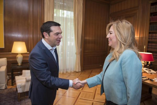 Alexis_Tsipras_Fofi_Gennimata