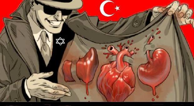 ουρκική και ισραηλινή μαφία εμπλέκεται στην εμπορία διακίνηση ανθρωπίνων οργάνων σύριωνπροσφύγων