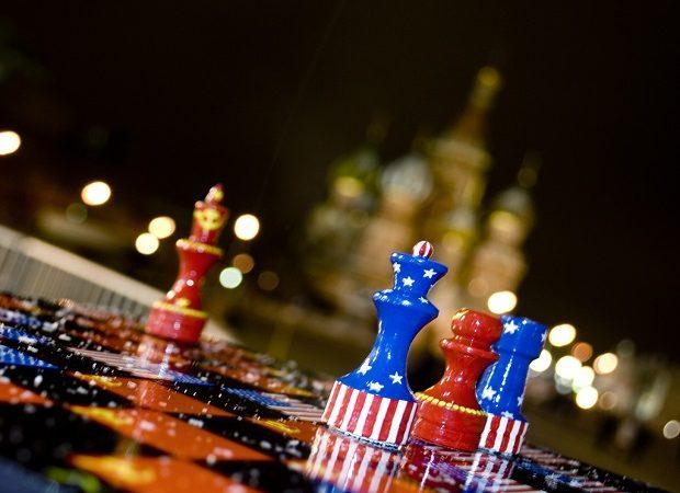 russia-us-cold-war-chess-board
