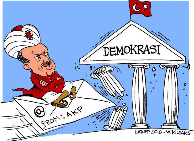 ΕΚΤΑΚΤΟ: Βγήκαν τα email από το Wikileaks και τινάζουν στον αέρα Τουρκία και Ιράκ! – Βαριές κατηγορίες εναντίον Ισραήλ
