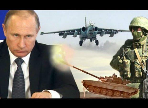 ΕΚΤΑΚΤΟ! Απασφάλισε ο Πούτιν!! Αποστολή Στρατού στις ΗΠΑ!!!