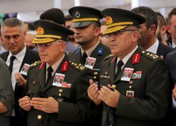 Στη Λάρισα ο Τούρκος Στρατηγός της 1HΣ Στρατιάς που θα μας χτυπήσει στον΄Έβρο!