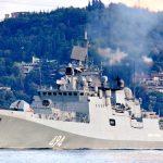 Πάει πόλεμο η Ρωσία: Η ρωσική υπερ-φρεγάτα «Admiral Grigorovich» στο Ιόνιο Πέλαγος με τελικό προορισμό…Συρία – Εκπληκτικές εικόνες και βίντεο