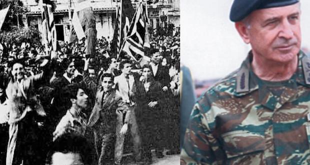 """""""Η Ελλάδα σε κίνδυνο 76 χρόνια μετά το ΟΧΙ θα τα καταφέρει ξανά""""! Ο Στρατηγός Ζιαζιάς μιλά"""