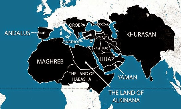 caliphate-isis