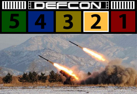 DEFCON2?  Τα Πυρηνικά είναι έτοιμα να ξεκινήσουν.