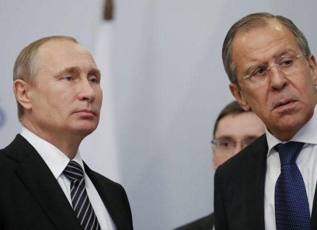 ΕΚΤΑΚΤΟ: Τον Σεργκέι Λαβρόφ στέλνει εκτάκτως ο Β.Πούτιν στην Ελλάδα εν μέσω ραγδαίων εξελίξεων- Θέλει συμμαχία η Ρωσία, θα τολμήσει η Ελλάδα;
