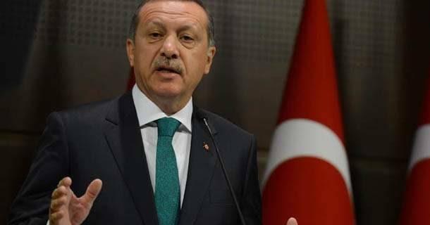 Ο Ερντογάν Δηλώνει πως Αυτός Αποφασίζει για τις Εξελίξεις στην Μέση Ανατολή !!!