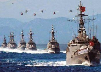 Αποκλειστικό: Η Άγκυρα επιχειρεί να επιβάλλει λύση στο Κυπριακό δια των όπλων – 15 τουρκικά πλοία έχουν περικυκλώσει την Μεγαλόνησο και τη Ρόδο