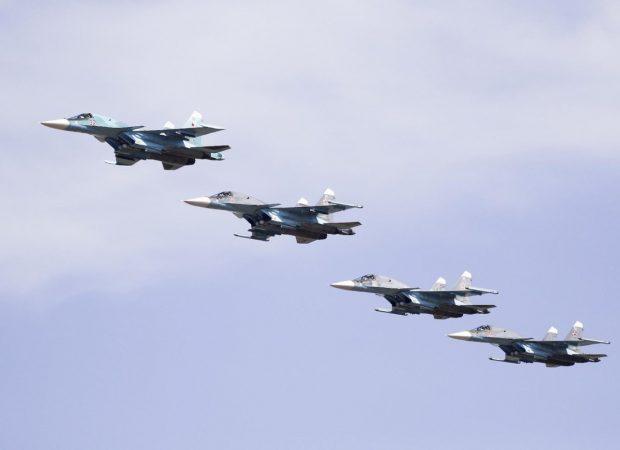 ΕΚΤΑΚΤΟ: Την επέτειο της κατάρριψης του Su-24 η Ρωσία έδωσε εντολή σφαγής των Τούρκων – Τρεις επιδρομές κατά των τουρκικών δυνάμεων από συριακά και ρωσικά μαχητικά – Απογείωσε F-16 με την Ρωσία έτοιμη να τα καταρρίψει