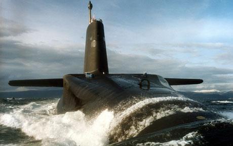EKTAKTO: «Κόκκινος συναργεμός στο ΝΑΤΟ» – Αναζητά τρία ρωσικά πυρηνοκίνητα υποβρύχια στις ακτές της Σκωτίας