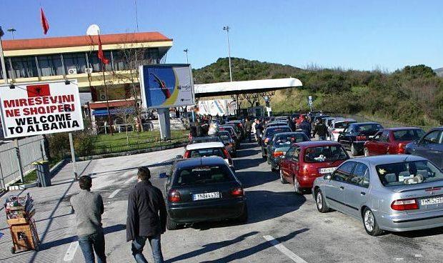 Ξεκίνησε η εφαρμογή της συνθήκης Σένγκεν στην Κακαβιά, διαμαρτύρονται οι Αλβανοί