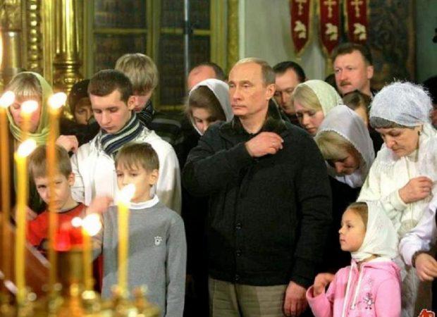 «Μνημείο μισαλλοδοξίας» από το Stratfor: Προμηνύει εσωτερικές «εξελίξεις» στην Ρωσία – Επιτίθεται κατά της Ορθόδοξης Εκκλησίας