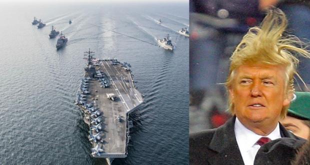 """Οι 5 προτεραιτότητες Τραμπ στην εξωτερική πολιτική ,το ΝΑΤΟ και το """"τρενάκι του τρόμου"""""""