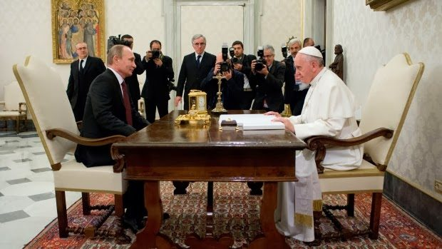 putin-and-the-pope