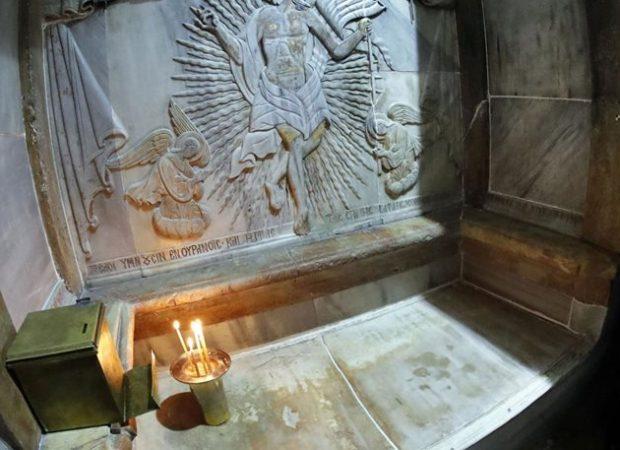Ιεροσόλυμα: Συγκλονίζουν τα νέα ευρήματα στον Πανάγιο Τάφο