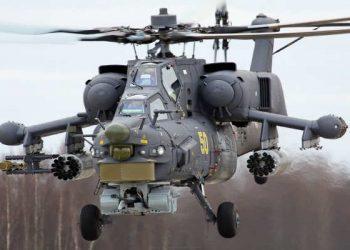 To «ιπτάμενο πυροβολείο» Mil Mi-28 Havoc [Βίντεο]
