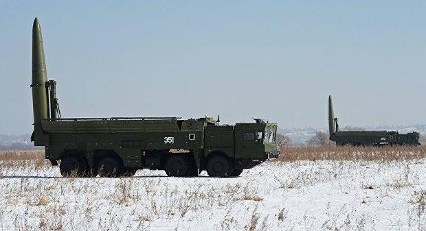 Λαβρόφ εξήγησε τη μεταφορά των  «Ισκαντέρ» στην περιοχή του Καλίνινγκραντ