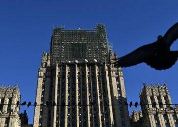 Το Ρωσικό Υπουργείο Εξωτερικών απάντησε  στο κάλεσμα της Δύσης για να σταματήσει η επιχείρηση στο Ανατολικό Χαλέπι.