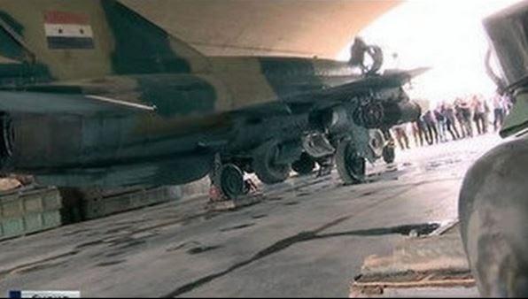 Συρία: Οι επαναστάτες ευχαρίστησαν το Ισραήλ για την επίθεσή του σε συριακή αεροπορική βάση