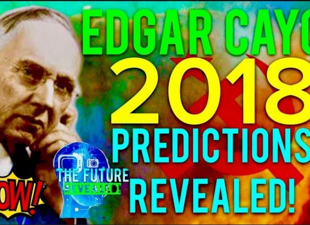 edgar cayce 2018 predictions