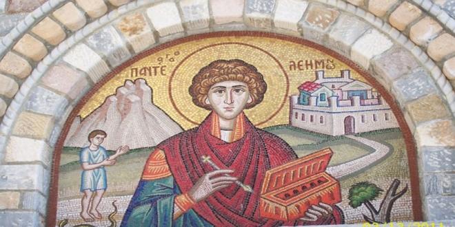 Αποτέλεσμα εικόνας για αγιος παντελεημονας εικονα