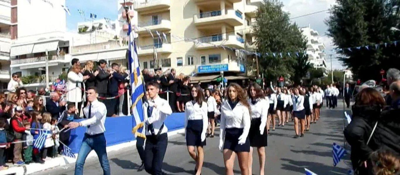 Γέρακας  Εμετικά συνθήματα μίσους κατά των μαθητών που τραγούδησαν το  «Μακεδονία Ξακουστή» – Απειλούν τη ζωή τους 6b58c3f06bd