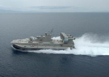 «ΠΑΡΜΕΝΙΩΝ 2019»: Στο επίκεντρο η δράση των Πλοίων Ταχείας Μεταφοράς ZUBR σε δύο ειδικά σχέδια