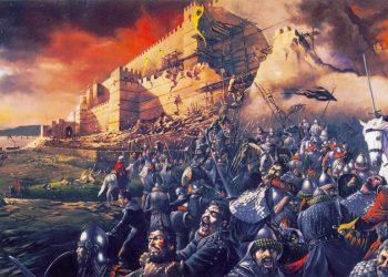 Στρατηγός Ταμουρίδης : Η Άλωση της Κωνσταντινούπολης και του ...